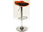 Барный стул Palmi, оранжевый/чёрный TE-112198