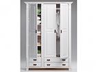 3-дверный шкаф Monaco LS-112801