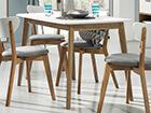 Обеденный стол 120x74 cm TF-112897