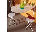 Складной стол + 2 складных стула CM-112940