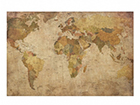 Картина на дереве World Map 75x120 cm ED-113164