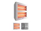 Инфракрасный излучатель Soldo 3000 Вт HD-113378