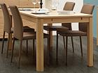 Удлиняющийся обеденный стол Malo 180-260x90 cm MA-114193