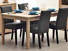 Удлиняющийся обеденный стол Nordi 160-240x90 cm MA-114249