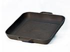 Чугунная сковорода для гриля Syton 28X28 cm HU-114277