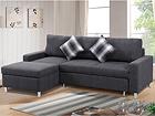 Угловой диван-кровать с ящиком Merike AQ-114433