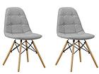 Комплект стульев Tess, 2 шт AQ-114506