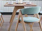 Обеденный стол Nico 160x90 cm AQ-114515