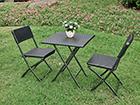 Комплект складной садовой мебели Edam SI-114731