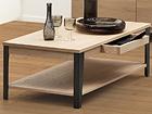 Журнальный стол Forge 120x60 cm MA-114812