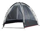 Палатка High Peak Pavilion Siero серый / темно-серый HU-114836