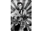 Металлический постер в ретро-стиле Elvis Rock'n Roll Baby! 20x30 cm SG-114860