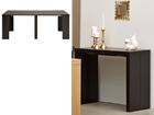 Консольный / удлиняющий обеденный стол Helena 43-200x95 cm MA-114896