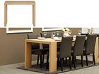 Консольный / удлиняющий обеденный стол Helena 43-200x95 cm MA-114897