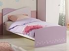 Кровать Cristal 90x200 cm MA-115402