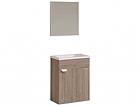 Шкаф с раковиной и зеркалом So Box MA-115708