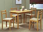 Обеденный стол+4 стула Lotus EV-115
