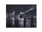 LED настенная картина Brooklyn bridge 40x30 см ED-116030