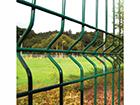 Заборная панель 3D RAL6005, 4 mm 123x250 cm PO-116394