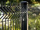 Заборная панель 3D RAL7016, 4 mm 123x250 cm PO-116454