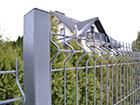 Заборная панель 3D ZN, 4 mm 123x250 cm PO-116464