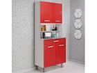 Высокий кухонный шкаф Pixel MA-116480