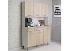 Высокий кухонный шкаф Pixel MA-116483