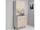 Высокий кухонный шкаф Pixel MA-116484
