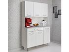 Высокий кухонный шкаф Pixel MA-116487
