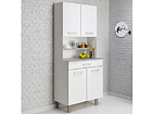 Высокий кухонный шкаф Pixel MA-116488