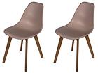 Комплект стульев Mississippi, 2 шт AQ-116539