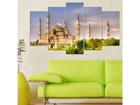 Картина из 5-частей Mosque 100x60 cm ED-116684