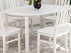 Удлиняющийся обеденный стол 100x100-139 cm EC-116850