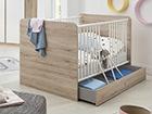Детская кроватка Bianca 70x140 cm SM-117189