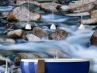 Фотообои Canadian river 400x280 cm ED-117289