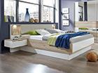 Спальный комплект Montreal 160x200 cm SM-117334