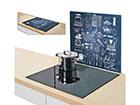 Защита от брызг на плиту Lovely Kitchen 56x50 см