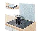 Защита от брызг на плиту Granit 56x50 см