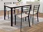 Обеденный стол и 4 стула AQ-117765