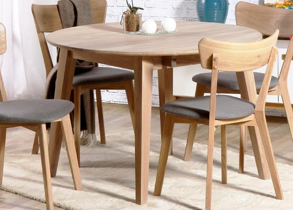 Удлиняющийся обеденный стол Genova 100-160x110 cm RM-118393