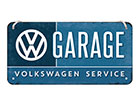 Металлический постер в ретро-стиле VW Garage 10x20 cm SG-118406