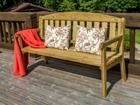 3 местная скамейка в сад TN-118437