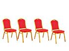 Комплект стульев, 4 шт TF-119053