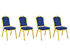 Комплект стульев, 4 шт TF-119054