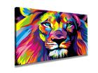 Настенная картина Lion 60x80 cm ED-119295
