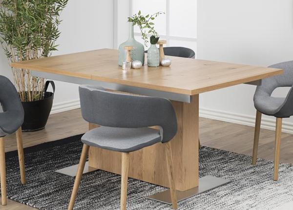 Удлиняющийся обеденный стол Brick 90x160-210 cm CM-119574