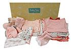Одежда для девочки 0-6 месяцев BX-120104