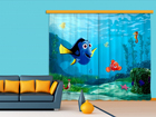 Полузатемняющие фотошторы Disney Nemo 280x245 см ON-120588