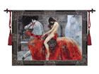 Настенный ковер Гобелен Lady Godiva 140x100 cm RY-121936