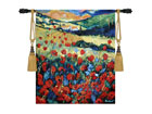 Настенный ковер Гобелен Vincent van Gogh Red Poppies 70x80 cm RY-121940